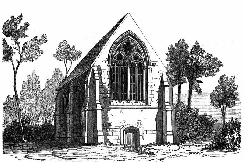 Photo du Monument Historique Ancien prieuré situé à Firfol