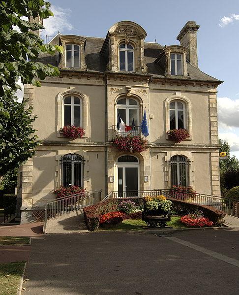 Photo du Monument Historique Maison sise à la lisière ouest du bourg situé à Fontenay-le-Marmion