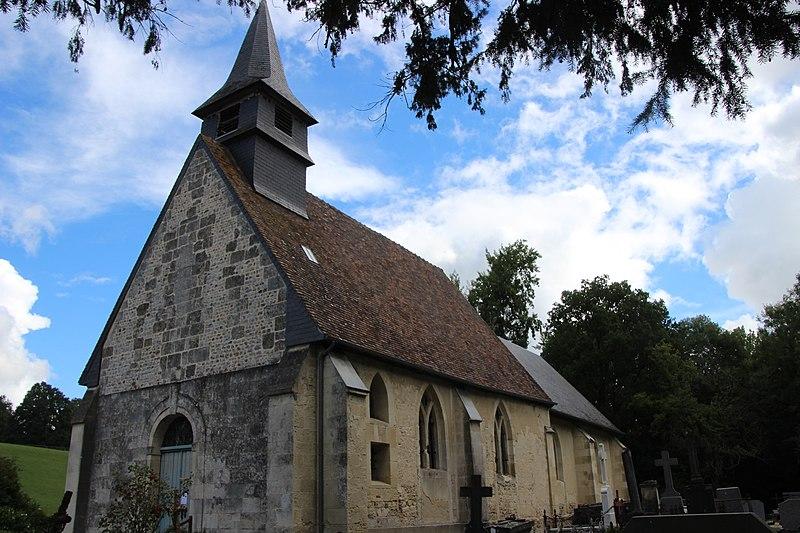 Photo du Monument Historique Eglise Saint-Eugène situé à Formentin