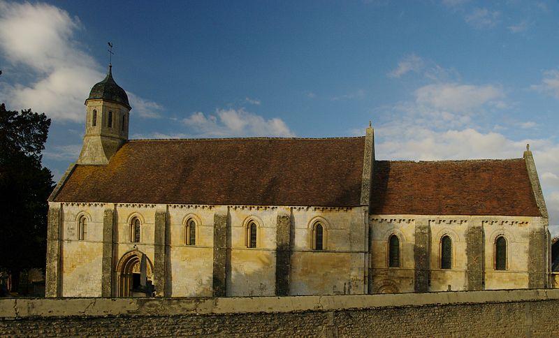 Photo du Monument Historique Eglise situé à Gouvix