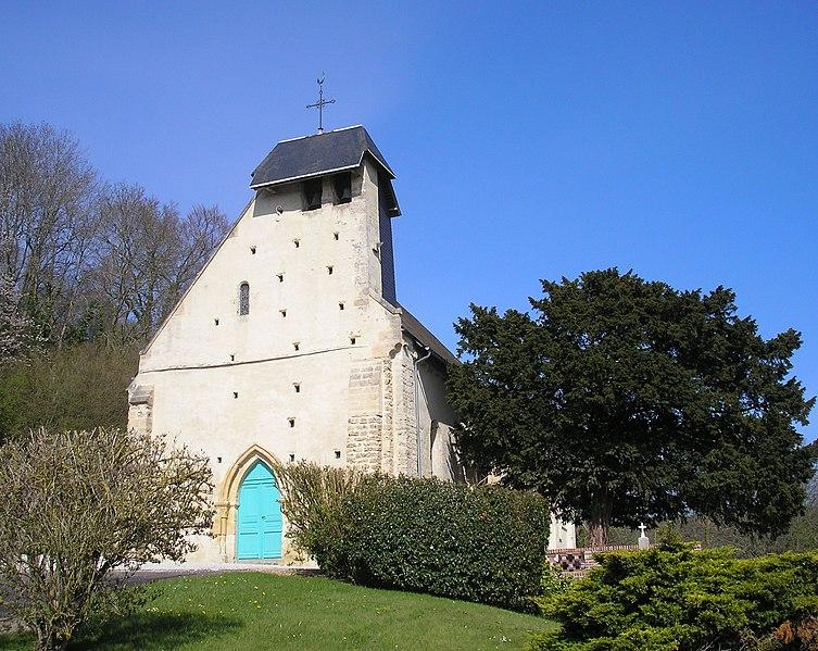 Photo du Monument Historique Eglise situé à Grangues