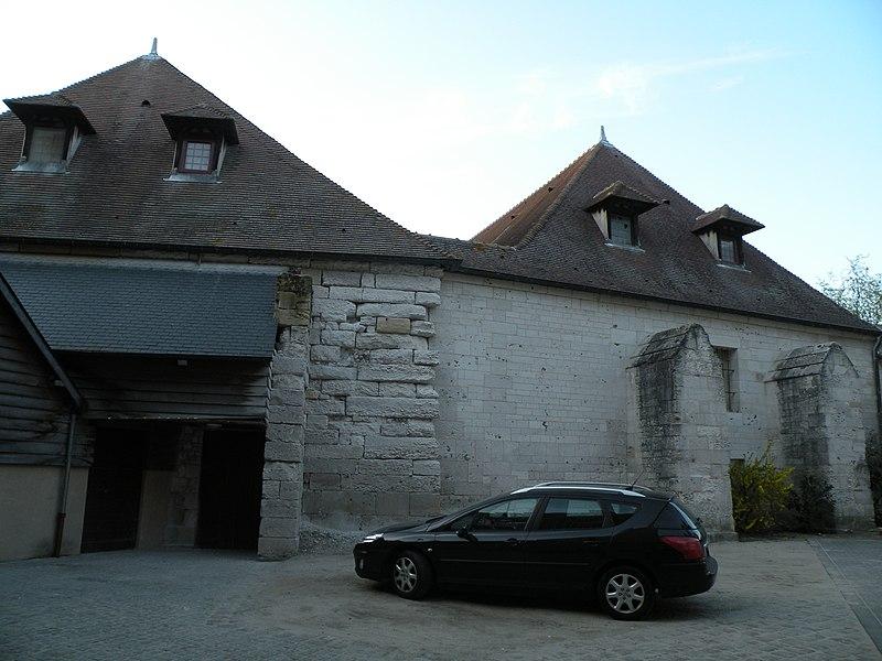 Photo du Monument Historique Ancien grenier à sel situé à Honfleur
