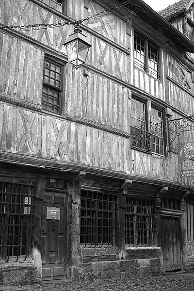 Photo du Monument Historique Immeuble situé à Honfleur