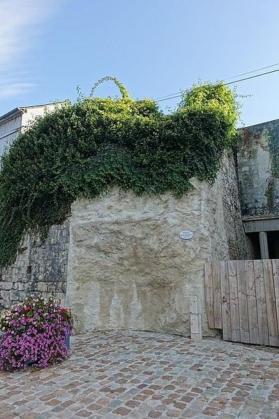 Photo du Monument Historique Rempart de ville situé à Honfleur