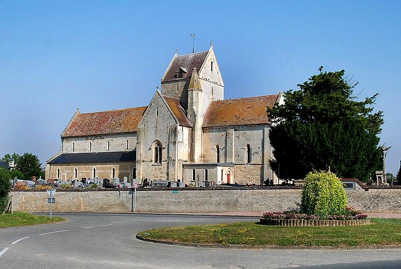 Photo du Monument Historique Eglise situé à Jort