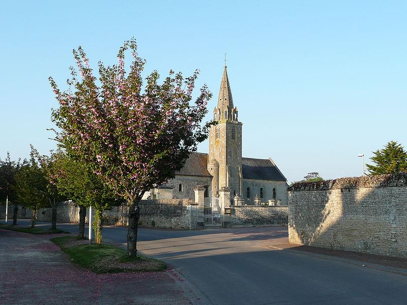 Photo du Monument Historique Eglise Saint-Pierre£ situé à Lasson