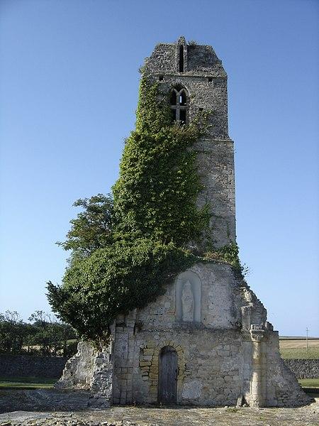 Eglise de Fontenailles