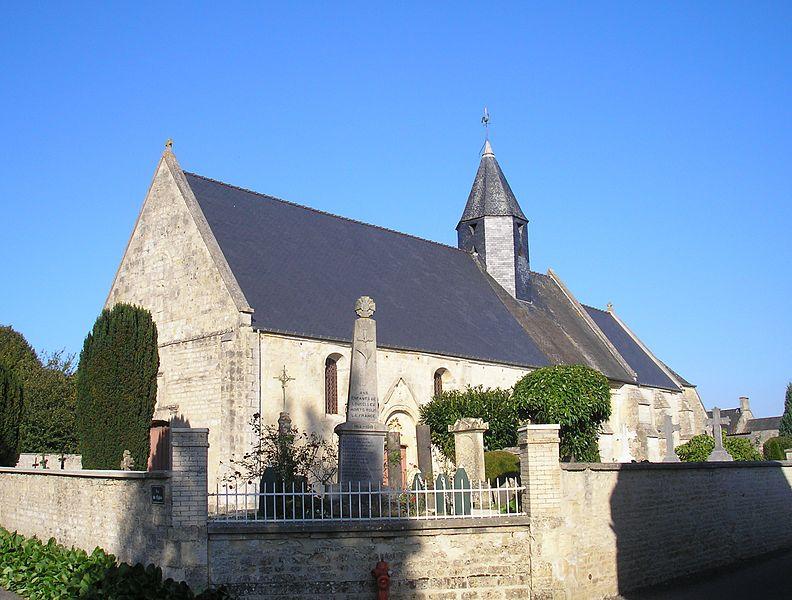 Photo du Monument Historique Eglise Notre-Dame situé à Loucelles