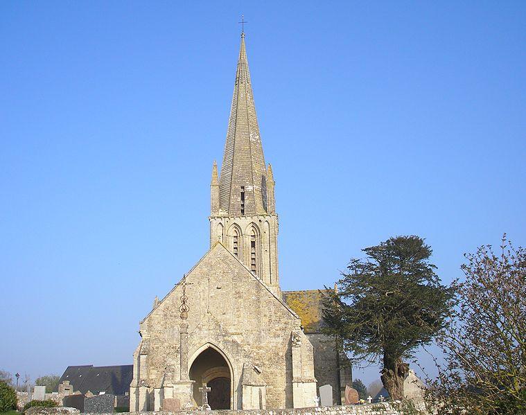 Photo du Monument Historique Eglise situé à Louvières