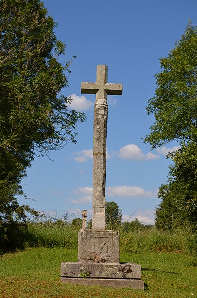 Photo du Monument Historique Croix de chemin situé à Malloué