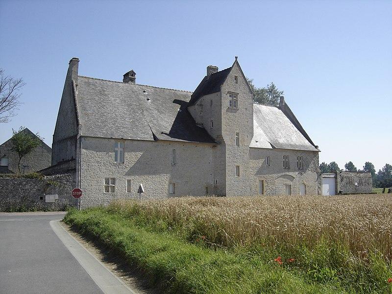 Photo du Monument Historique Ancien manoir situé à Manoir (Le)