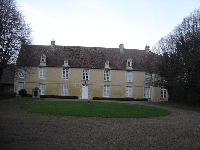 Photo du Monument Historique Château de Vauville situé à Mathieu
