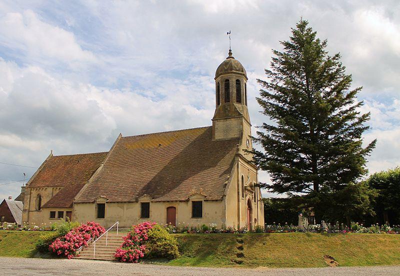 Photo du Monument Historique Eglise situé à Méry-Corbon