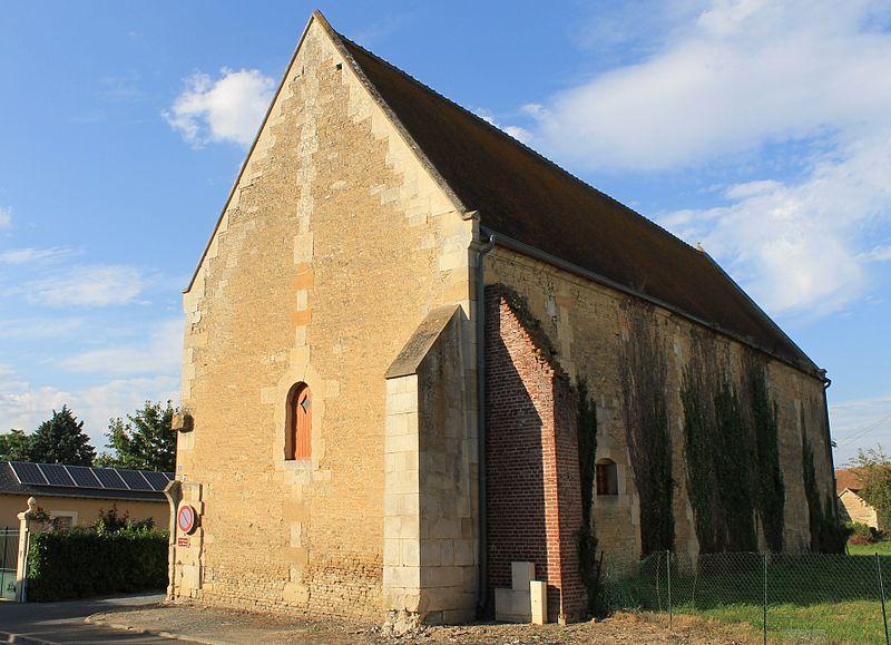 Photo du Monument Historique Ancienne abbaye Sainte-Barbe situé à Mézidon-Canon