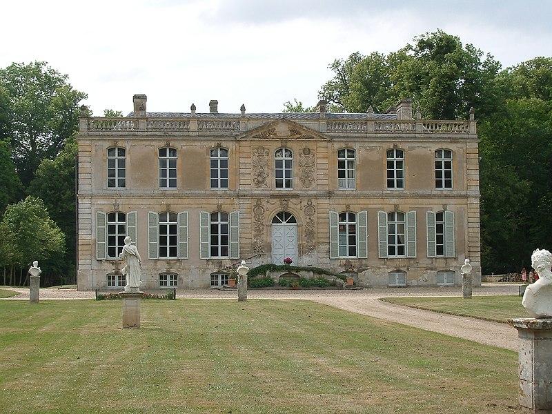 Photo du Monument Historique Château de Canon situé à Mézidon-Canon