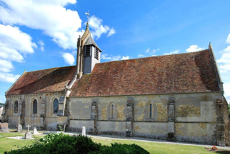 Photo du Monument Historique Eglise situé à Mittois