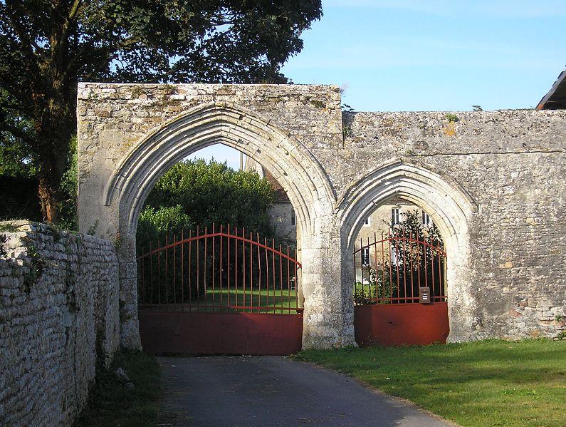 Photo du Monument Historique Ancien prieuré situé à Noron-l'Abbaye