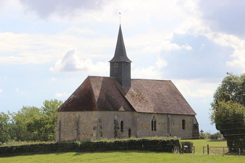 Photo du Monument Historique Eglise situé à Notre-Dame-de-Livaye