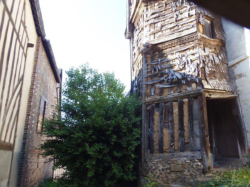 Photo du Monument Historique Ancien manoir Venelle-Dossin situé à Orbec