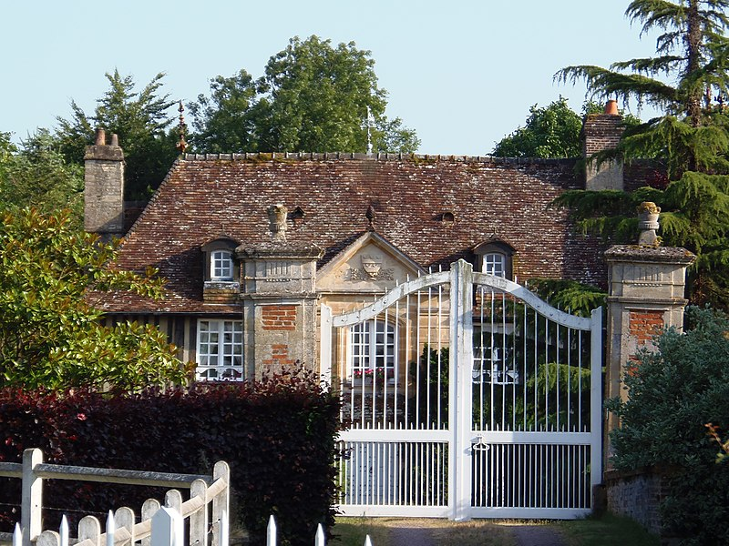 Photo du Monument Historique Manoir de Saint-Martin-de-Fresnay situé à L'Oudon
