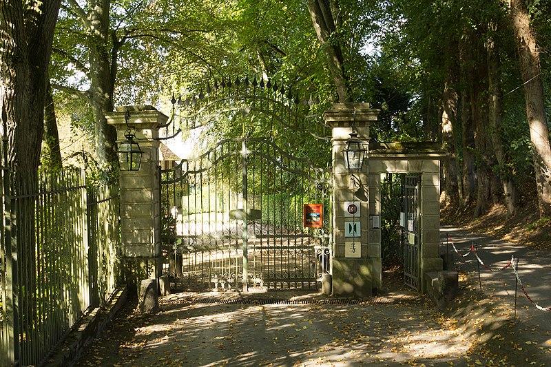 Photo du Monument Historique Château de Boutemont situé à Ouilly-le-Vicomte