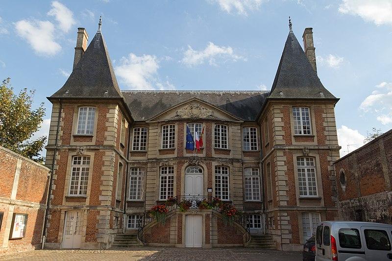 Photo du Monument Historique Ancien hôtel de Brilly situé à Pont-l'Evêque