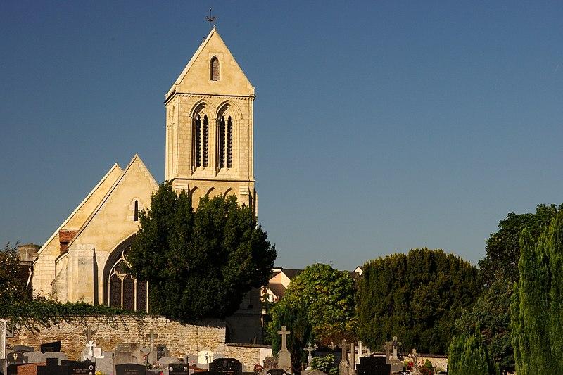 Photo du Monument Historique Eglise situé à Potigny