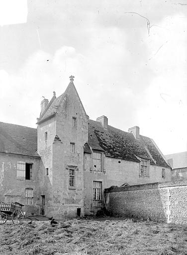 Photo du Monument Historique Manoir de Gruchy situé à Rosel
