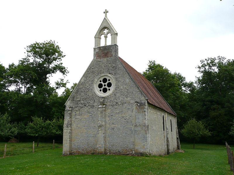 Photo du Monument Historique Chapelle de l'Ortial situé à Rots