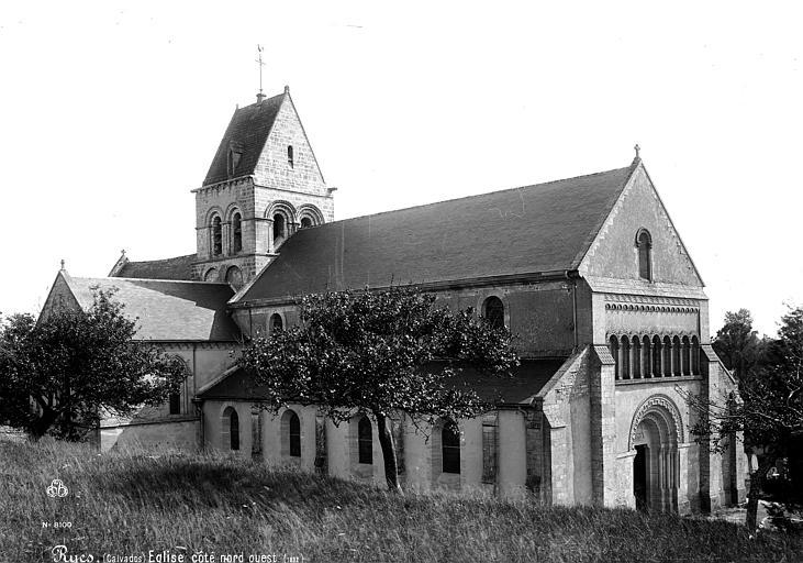Photo du Monument Historique Eglise situé à Ryes
