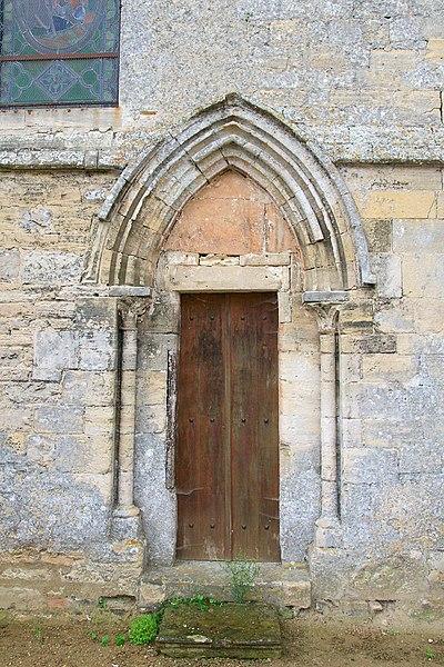 Photo du Monument Historique Eglise situé à Sainte-Croix-sur-Mer