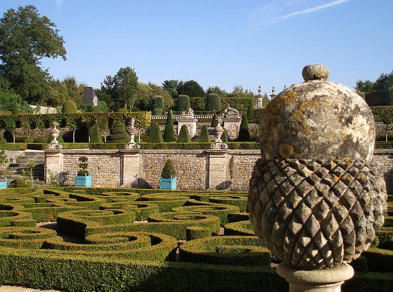 Photo du Monument Historique Château de Brécy situé à Saint-Gabriel-Brécy