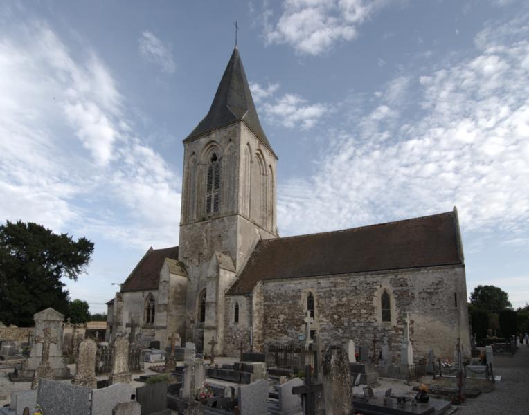 Photo du Monument Historique Eglise situé à Saint-Germain-le-Vasson