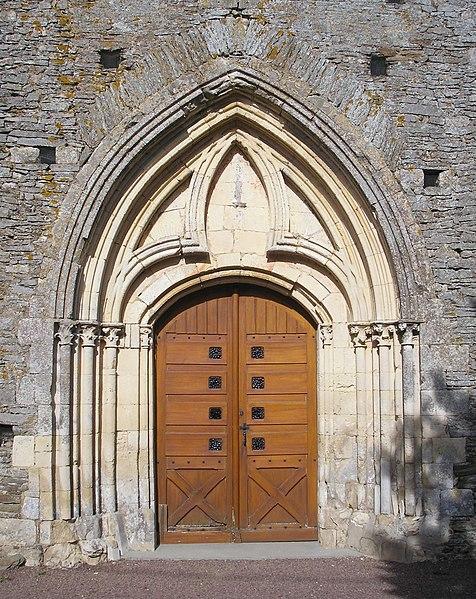 Photo du Monument Historique Eglise situé à Saint-Louet-sur-Seulles