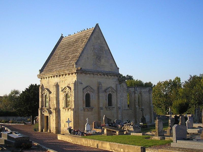 Photo du Monument Historique Eglise de Saint-Manvieu situé à Saint-Manvieu-Norrey