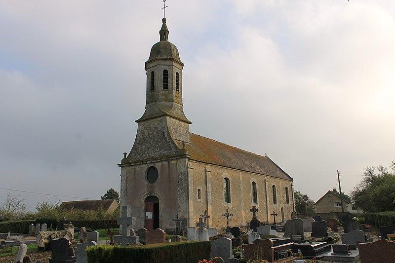 Photo du Monument Historique Eglise situé à Saint-Pierre-du-Jonquet