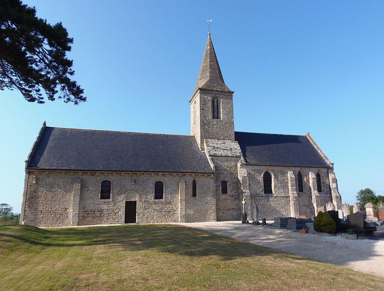 Photo du Monument Historique Eglise situé à Saint-Pierre-du-Mont