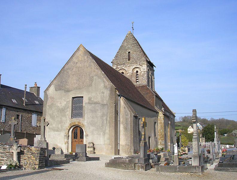 Photo du Monument Historique Eglise situé à Saint-Rémy