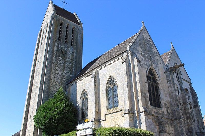 Photo du Monument Historique Eglise situé à Saint-Sylvain