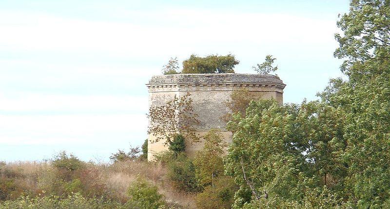 Photo du Monument Historique Ferme du Châtelet situé à Sassy