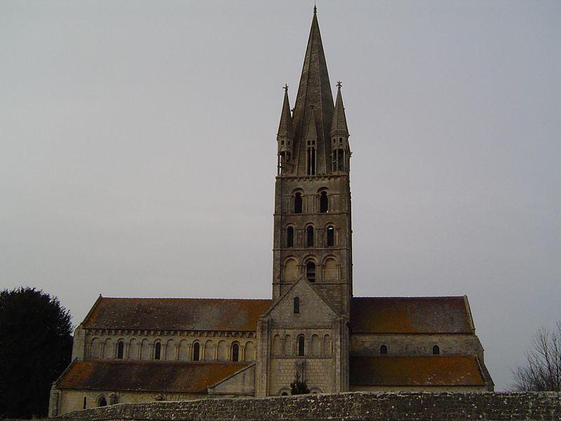 Photo du Monument Historique Eglise situé à Secqueville-en-Bessin