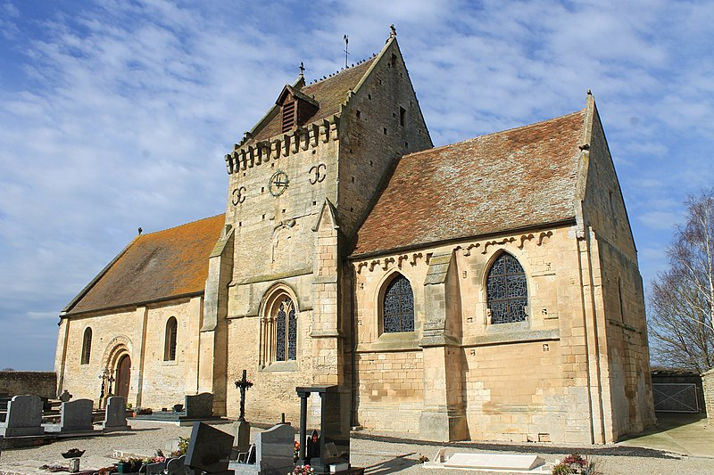 Photo du Monument Historique Eglise situé à Soignolles