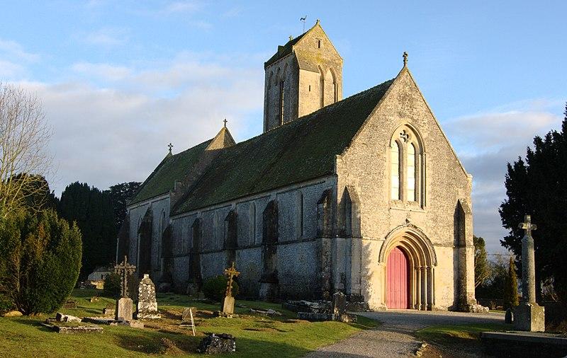 Photo du Monument Historique Eglise situé à Soulangy