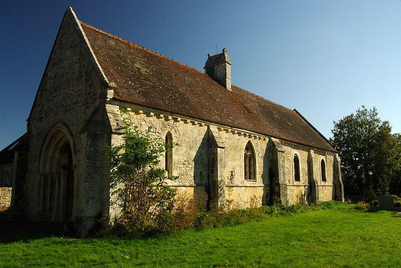 Photo du Monument Historique Chapelle du Mont-Joly situé à Soumont-Saint-Quentin