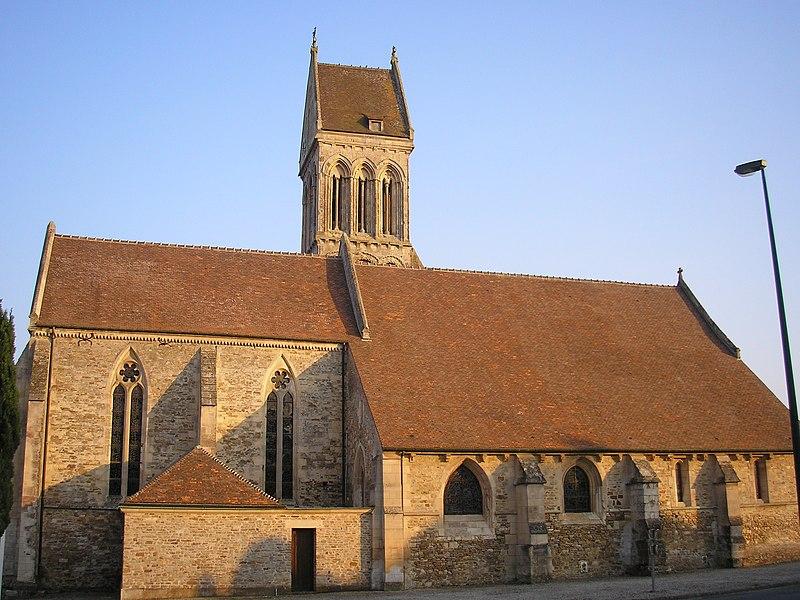 Photo du Monument Historique Eglise situé à Soumont-Saint-Quentin
