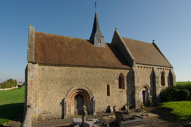 Eglise d'Aizy