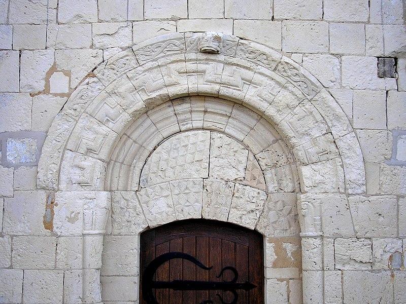Photo du Monument Historique Eglise situé à Tessel