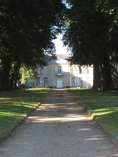 Photo du Monument Historique Château situé à Thaon
