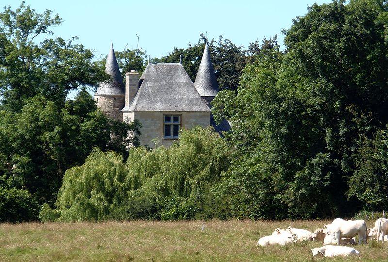 Photo du Monument Historique Baronnie de Torteval situé à Torteval-Quesnay