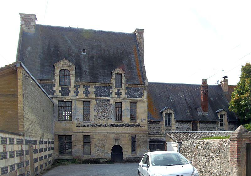 Photo du Monument Historique Ancien hôtel de l'Amirauté situé à Touques
